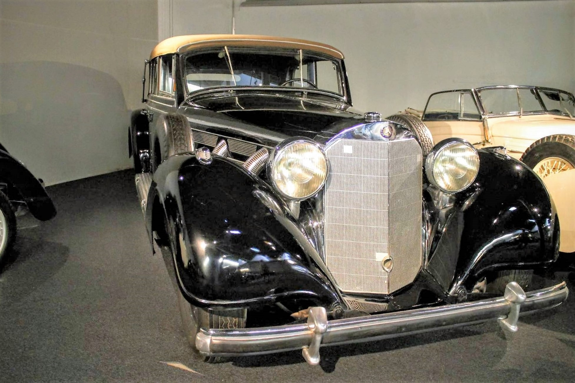 Mercedes – Cité de l'Automobile de Mulhouse