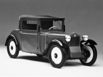 1931 DKW F1 2 door