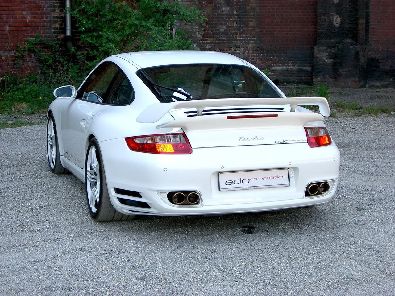 2007 Edo Competition Porsche 997 Shark Gray