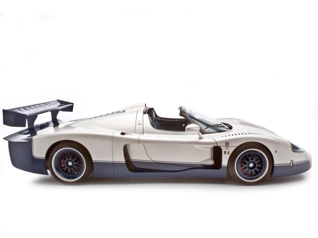 2008 Edo Competition Maserati MC12