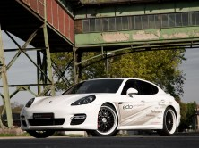 2012 Edo Competition - Porsche Panamera Turbo S