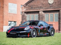 2014 Edo Competition - Porsche 991 Turbo S