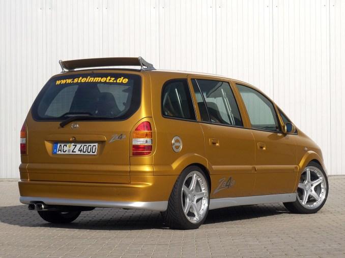 1999 Steinmetz Opel Zafira Za4a
