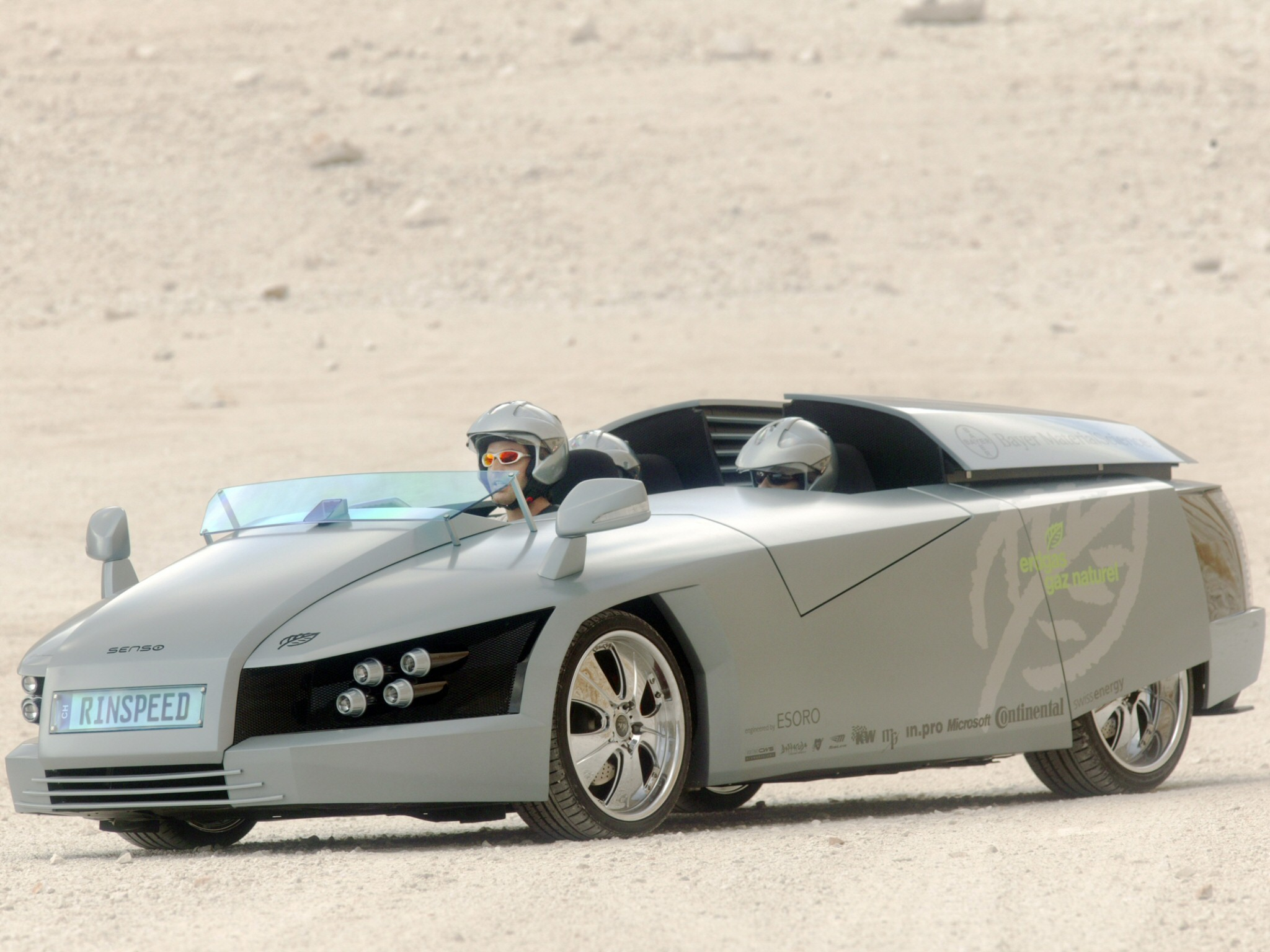2005 Rinspeed Senso Concept
