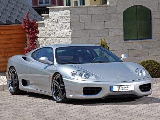 Ferrari F360 2005 - Schmidt Revolution