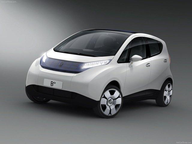 2010 Pininfarina B0