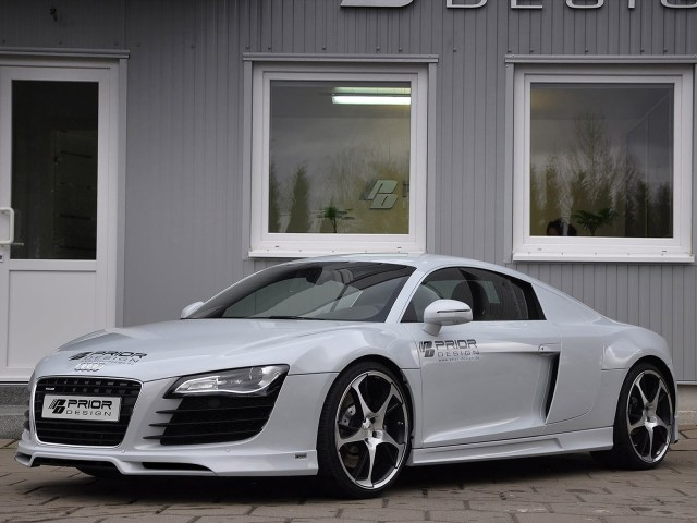 2010 Prior Design - Audi R8 Carbon Limited Edition