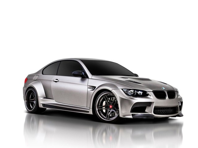 2011 Vorsteiner - Bmw M3 Coupe GTRS3 Supercharged