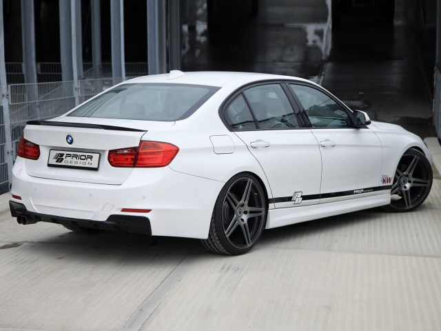 2012 Prior Design - Bmw 3 Series F30