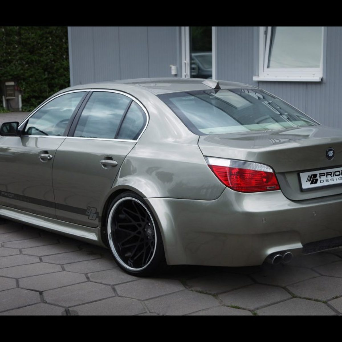 2012 Prior Design - Bmw Serie 5 E60