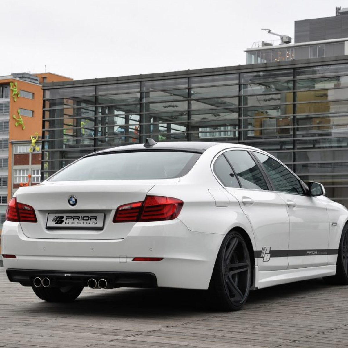 2012 Prior Design - Bmw Series 5 F10 PD