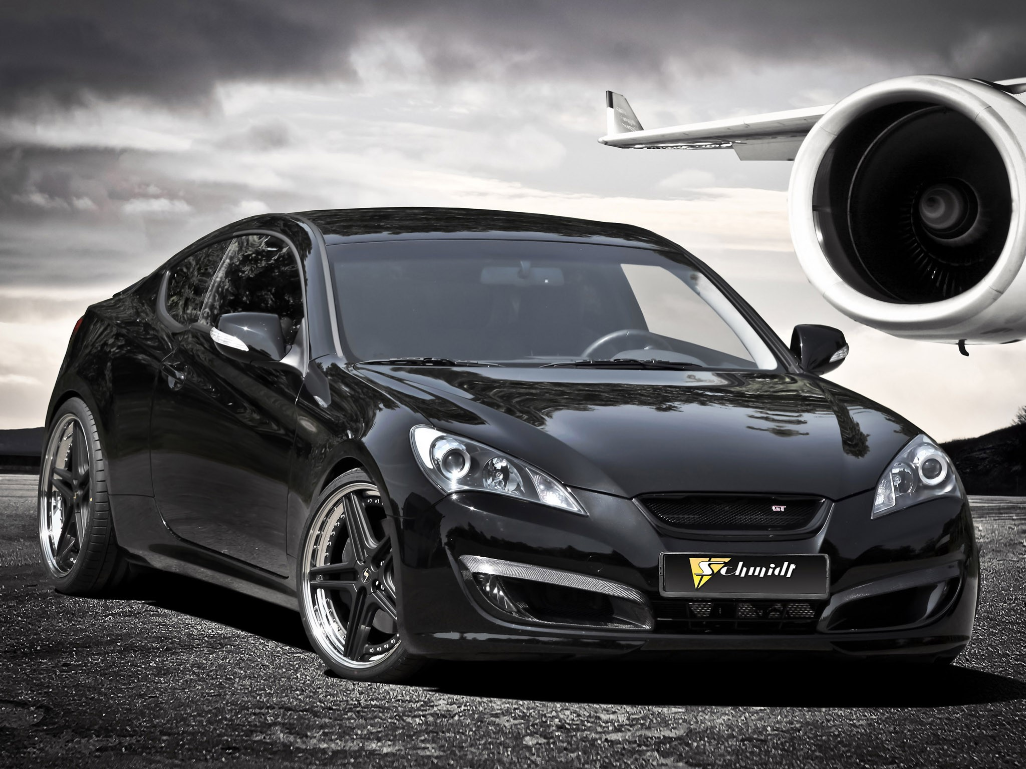 Hyundai Genesis Coupe Project Panther (2012) - Schmidt Revolution