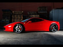 2012 Vorsteiner Ferrari 458 Italia VS 130
