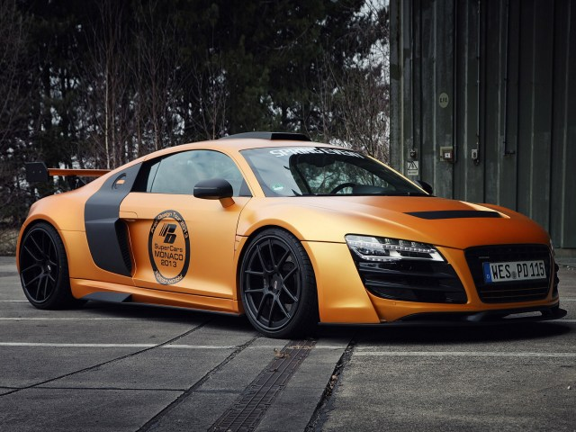 2013 Prior Design - Audi R8 PD GT850 Widebody