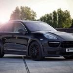 2013 Prior Design - Porsche Cayenne ii Widebody Kit