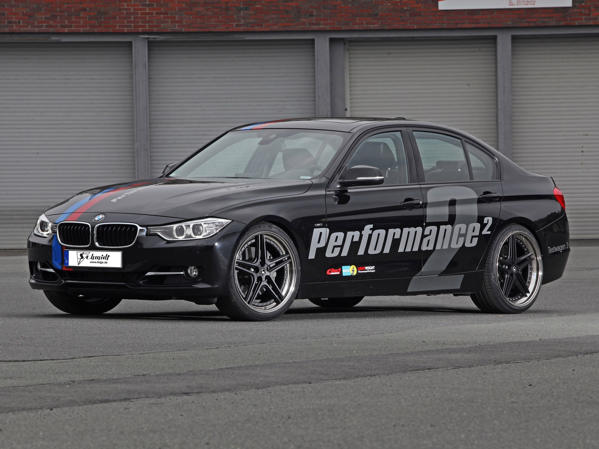 Bmw Series 3 335i F30 (2013) - Schmidt Revolution