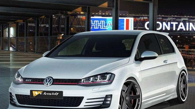 Volkswagen Golf GTI XS5 (2013) - Schmidt Revolution