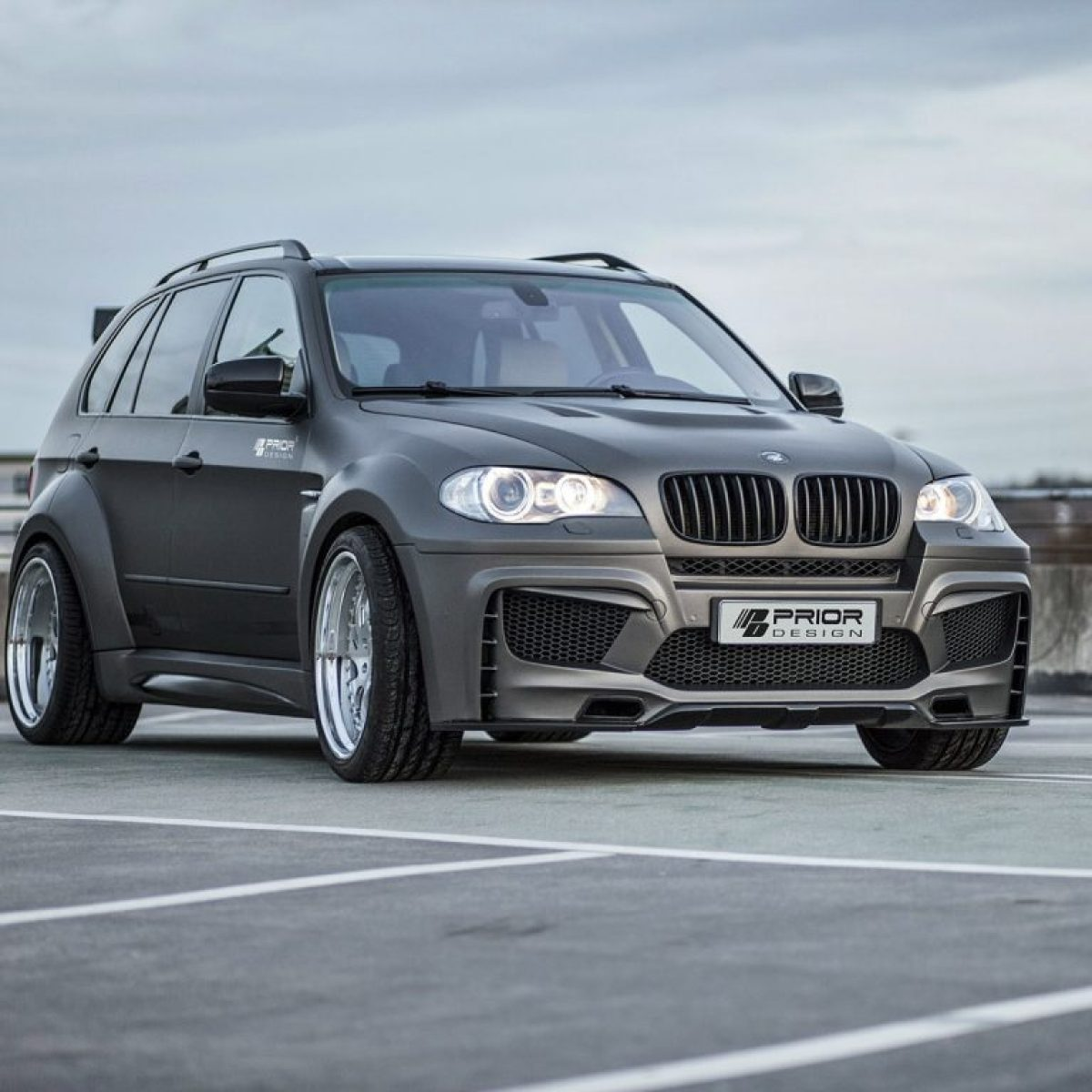 2014 Prior Design - Bmw X5 PD5X E70