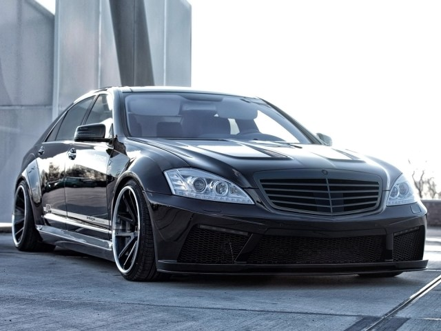 2014 Prior Design - Mercedes Classe S V2 Widebody W221
