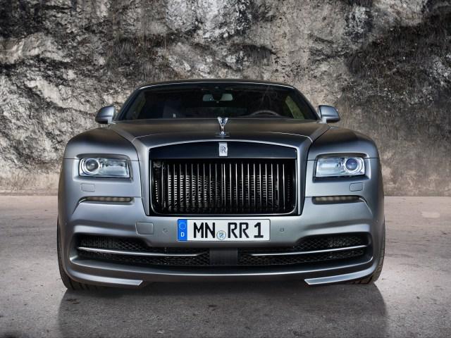 Spofec - Rolls Royce Wraith 2014 [01]