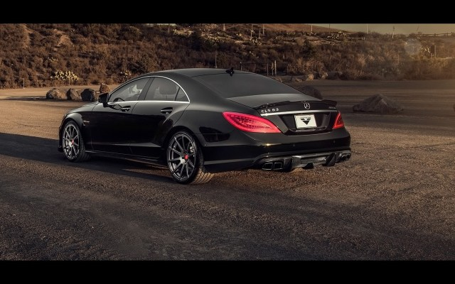 Mercedes Benz CLS63 AMG Sedan 2014 - Vorsteiner