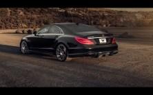 2014 Vorsteiner - Mercedes Benz CLS63 AMG Sedan