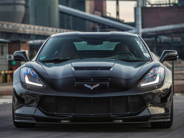 2015 Chevrolet Corvette Stingray Coupe C7 PDR700 by Prior Design