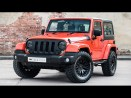 2015 Project Kahn Jeep Wrangler Sahara CJ300 CTC