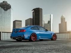 2015 Vorsteiner - Bmw M4 Yas Marina Blue GTRS4 Anniversary Edition