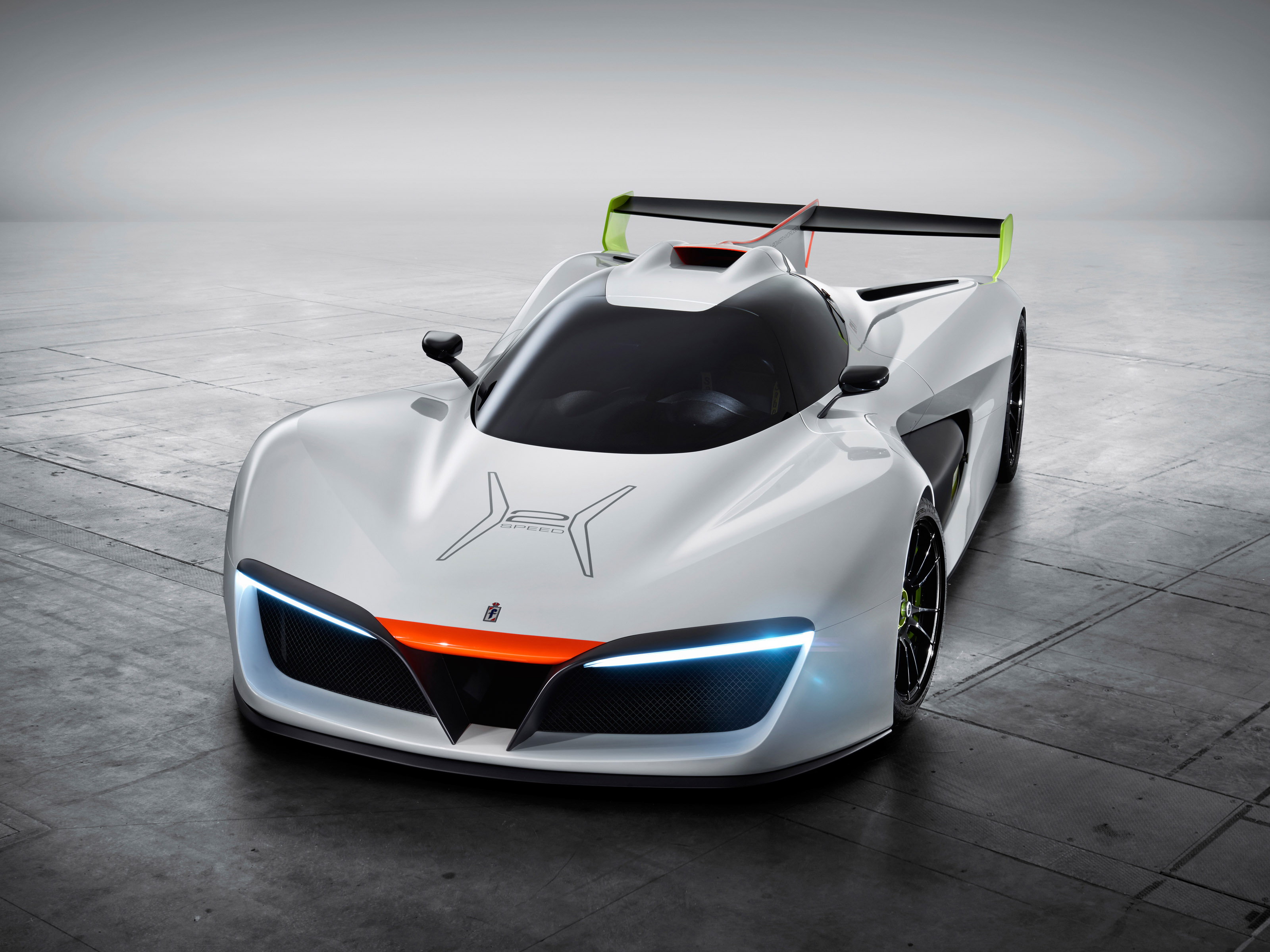 Pininfarina H2 Speed 2016