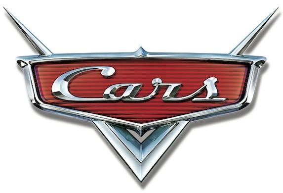 Logo Disney Cars
