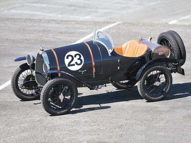 Bugatti Type 13 Brescia (1920)