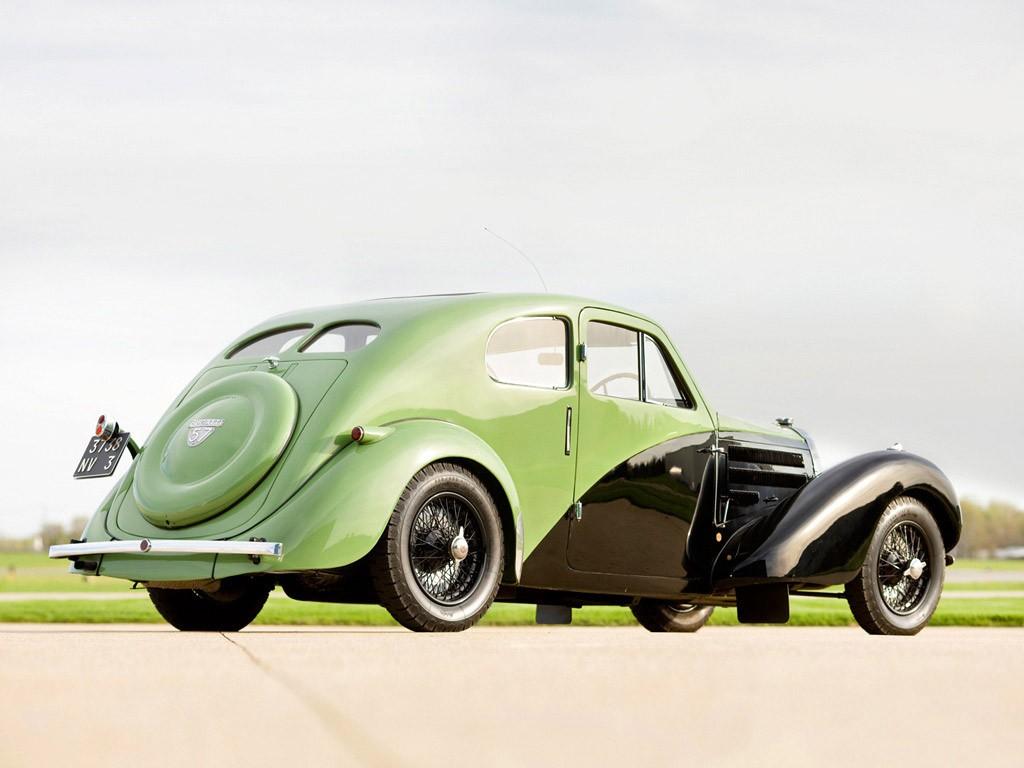 Bugatti Type 57c Coupe Aerodynamique (1936)