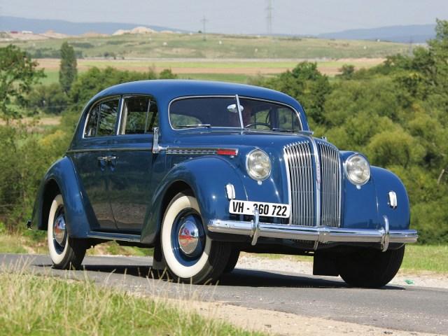 1937 a 39 Opel Admiral