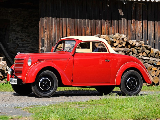 1938 Opel Kadett Roadster
