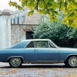 1965 Opel Diplomat A V8 Coupe