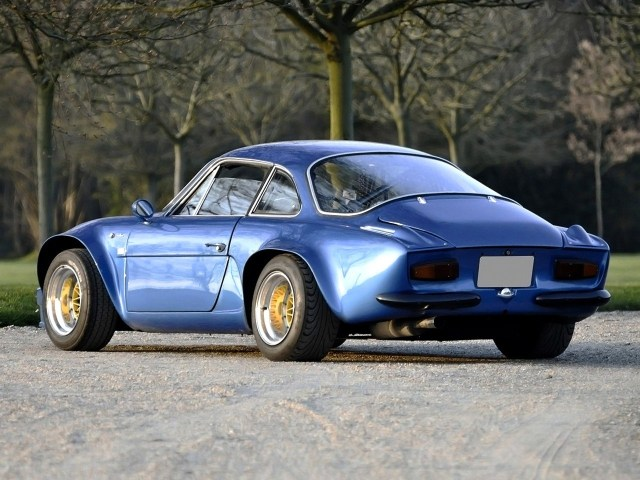 Alpine A110 1300 Group-4 1971