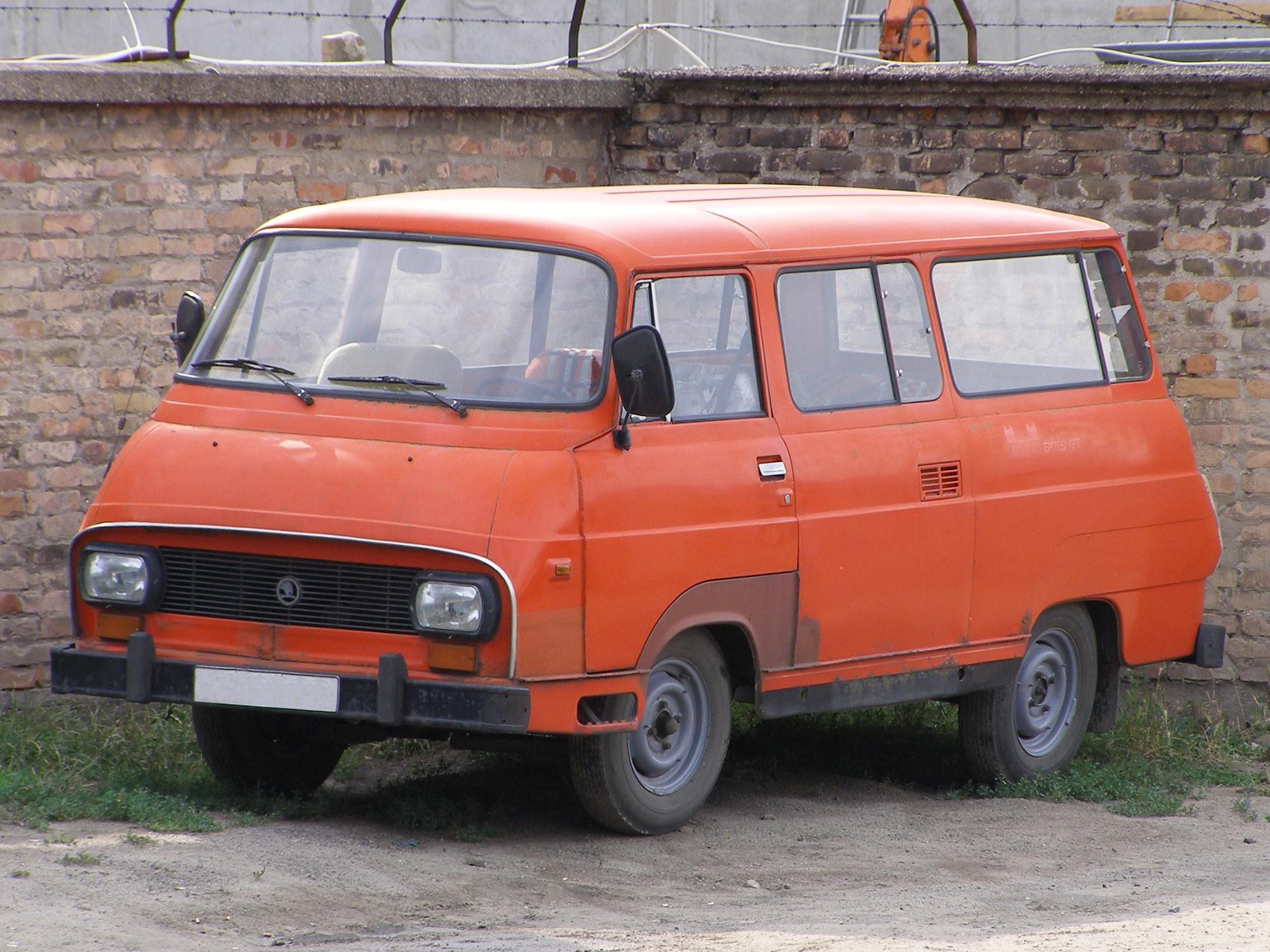 1987 Skoda 1203 TAZ 1500