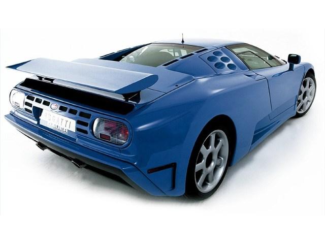 Bugatti EB110 (1991)