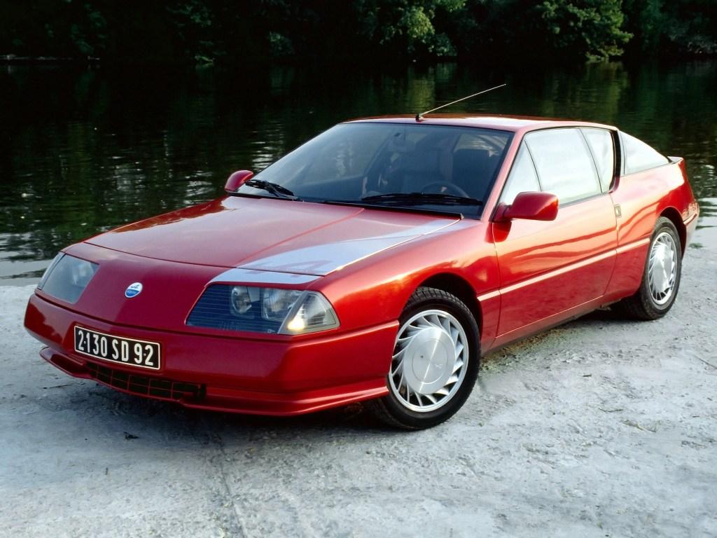1991 Alpine Renault GTA V6 Turbo