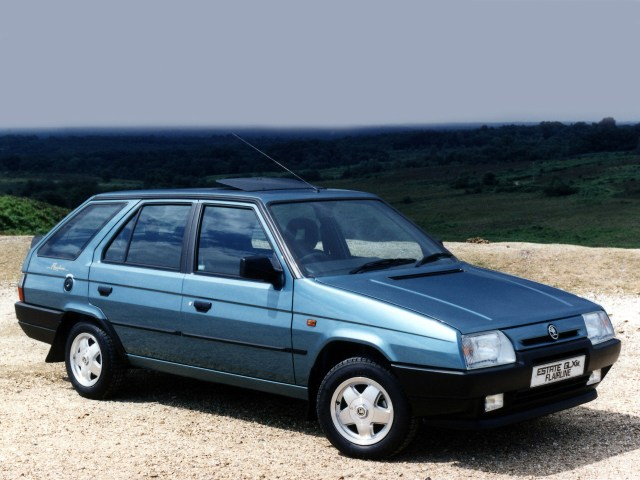 1992 Skoda Favorit Estate Flairline Type 785