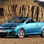 2004 Opel Tigra
