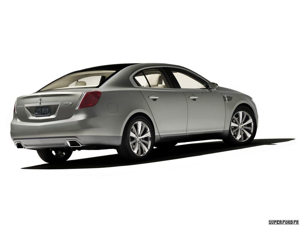 2006 Lincoln MKS Teaser