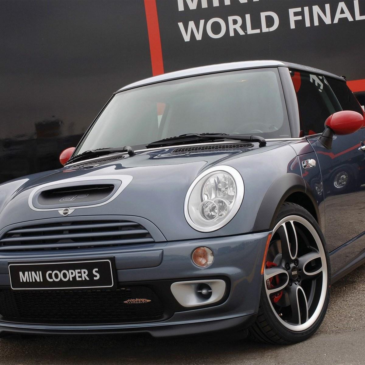 2006 Mini Cooper S John Cooper Works GP