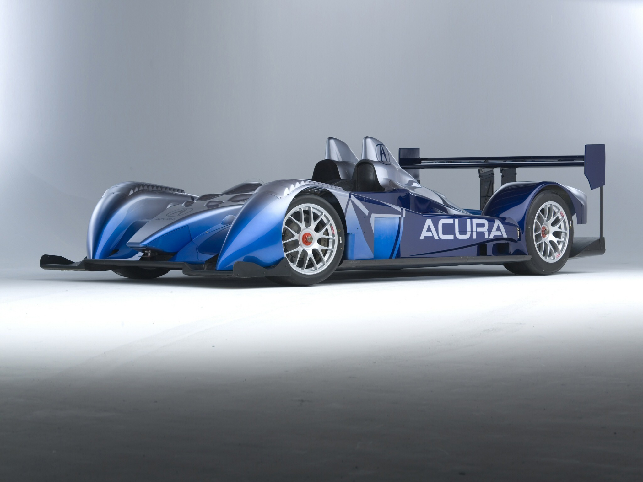 2006 Acura ALMS Race Car Concept