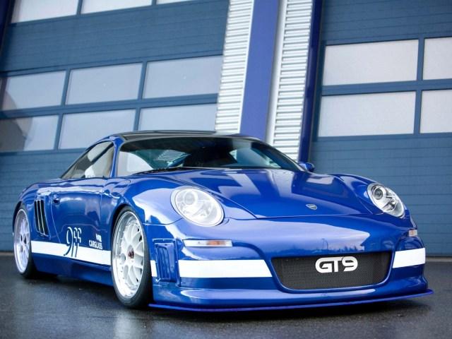 2008 9ff Porsche GT9