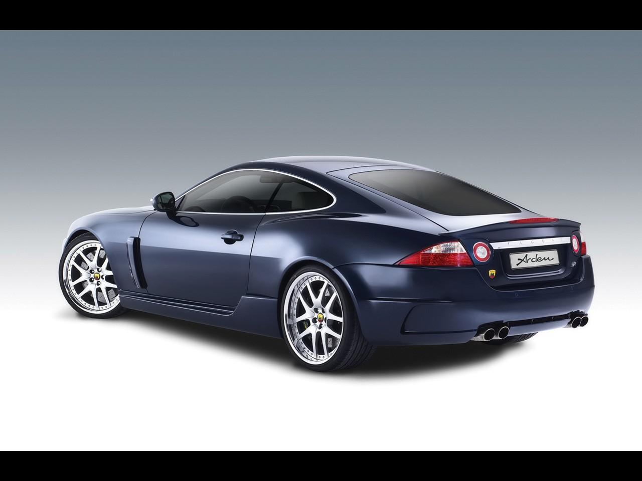 2008 Arden Jaguar XKR AJ20 Coupe