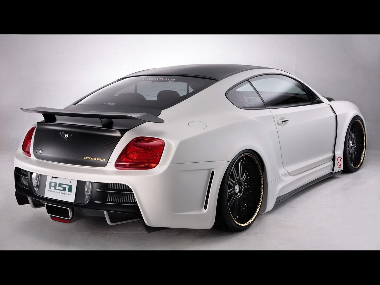 2008 ASI Bentley Continental Tetsu GTR