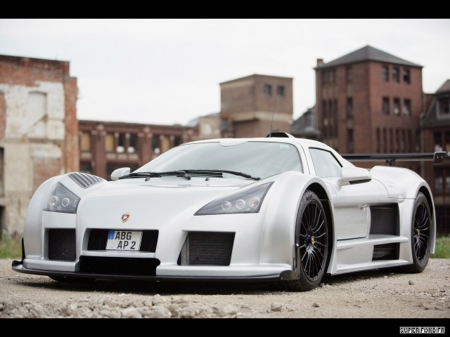 2008 Gumpert Apollo Sport Silver