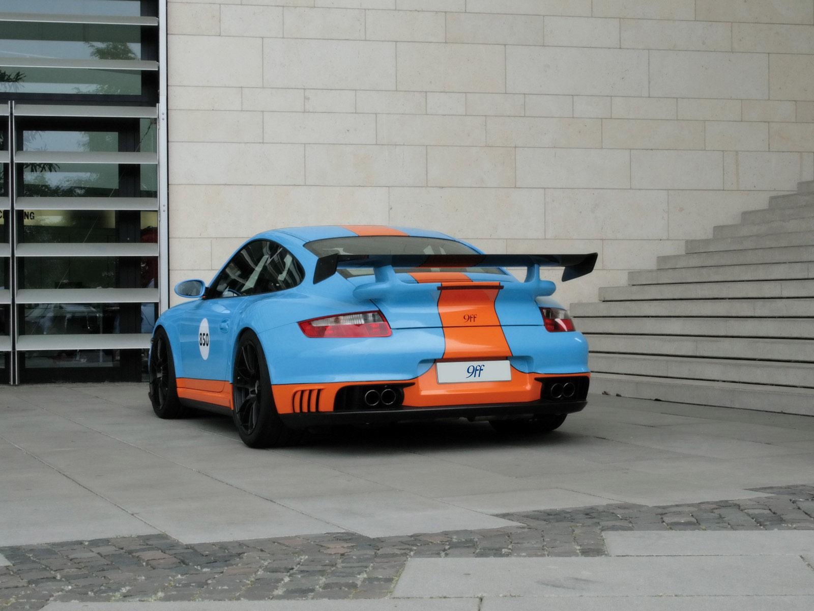 2009 9ff Porsche 997 BT 2